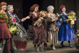 спектакль Восемь любящих женщин