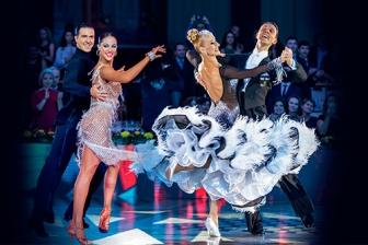 Чемпионат мира по европейским танцам среди профессионалов