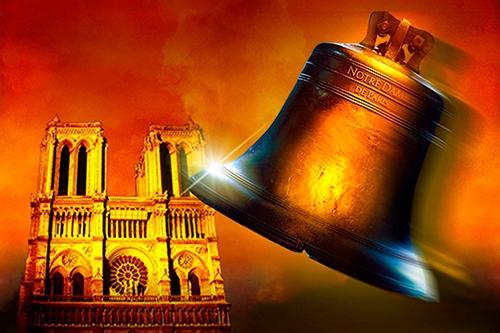 """Мюзикл """"Notre Dame de Paris"""" (""""Нотр-Дам де Пари"""")"""