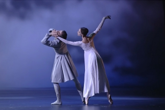 балет Зимняя сказка