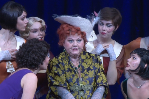 спектакль Всегда зовите Долли!