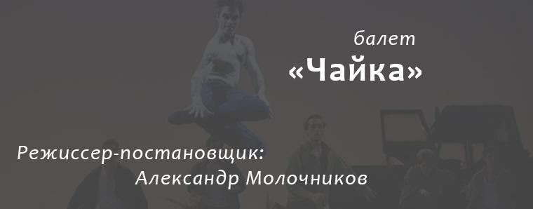 балет Чайка