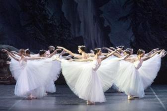балет Жизель